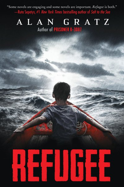 All School Read, Refugee by Alan Gratz