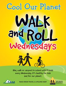 Walk and Roll Wednesdays