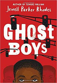Ghost Boy book club event