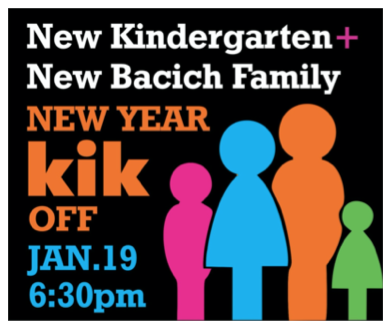 KIK Bacich New Families Event 2021