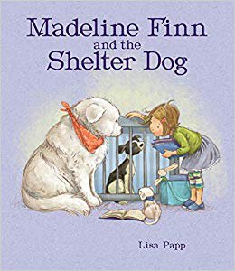 Madeline Finn Shelter Dog Author Visits Bacich