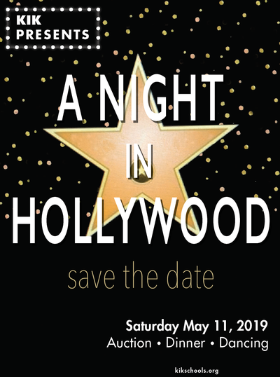 kik A Night in Hollywood May 2019