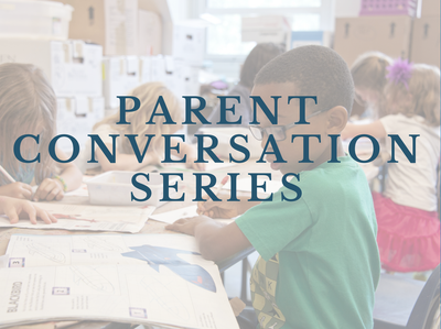MCOE Parent Conversation Series