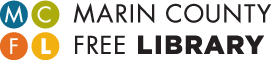 The logo for the Marin County Free Library