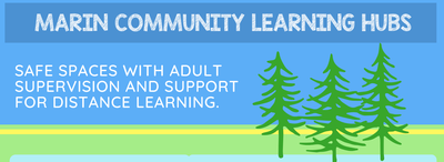Marin County Learning Hubs