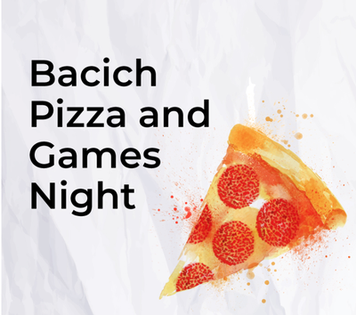 KSPTA Bacich Pizza and Games Night