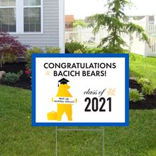 Bacich Yard Sign