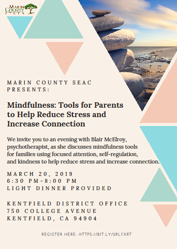 Mindfulness Parent Education Event