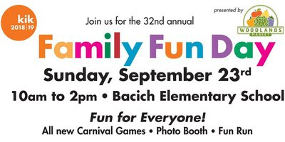 kik Family Fun Day