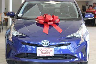 Prius Raffle Fundraiser To Support Special Education in Marin