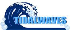 Tidal Waves Swim Team Logo
